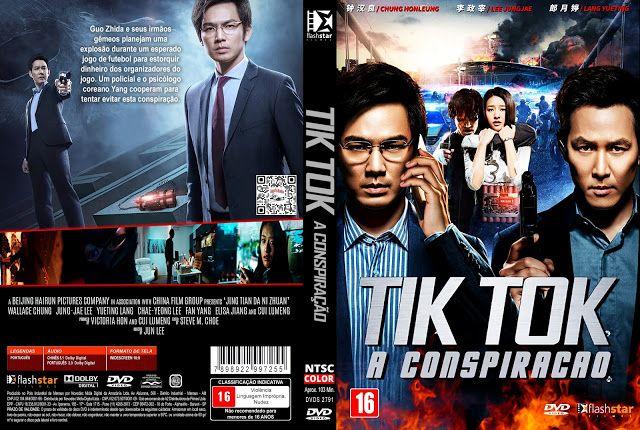 Angel Movies & Games Covers: Tik Tok A Conspiração [Custom]