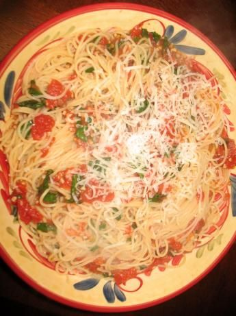 Easy capellini recipes