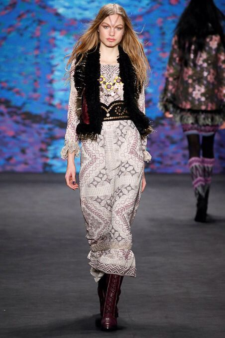 Anna Sui, Look #17