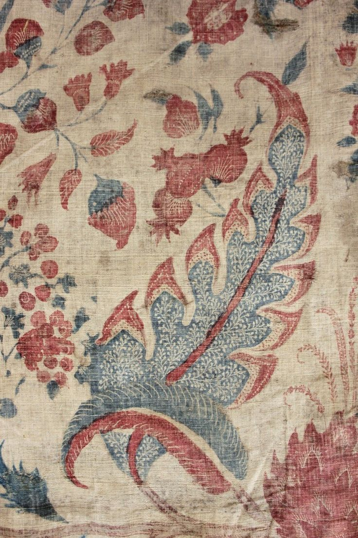 1017 Best Palempores Chintz French And Blockprint Fabrics