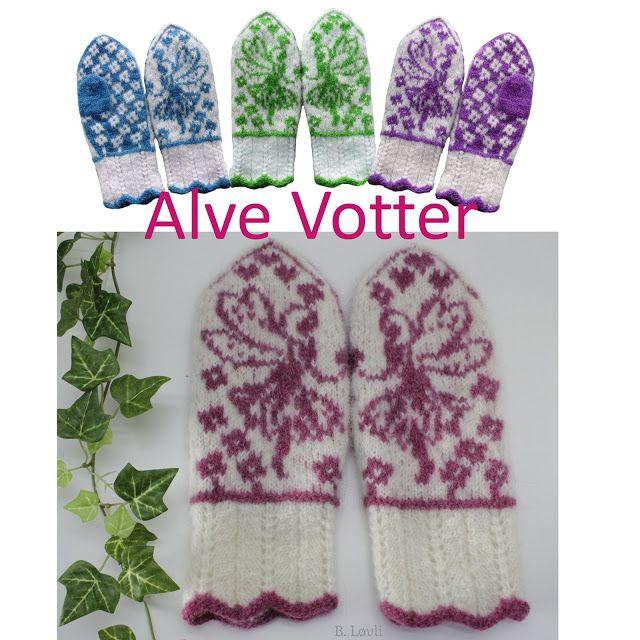 AlveVotter - Beas Strikk & Design