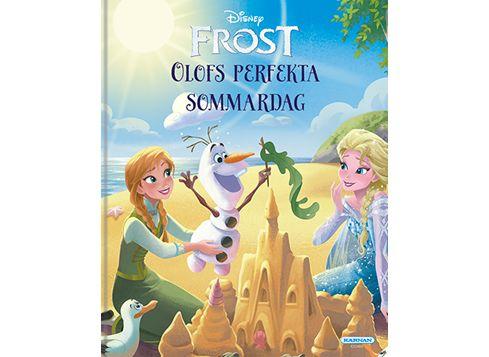 Bok: FROST Olofs perfekta sommardag