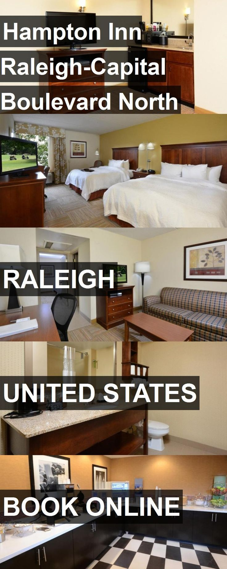 Hotel Hampton Inn Raleigh-Capital Boulevard North in Raleigh, United States. For more information, photos, reviews and best prices please follow the link. #UnitedStates #Raleigh #HamptonInnRaleigh-CapitalBoulevardNorth #hotel #travel #vacation