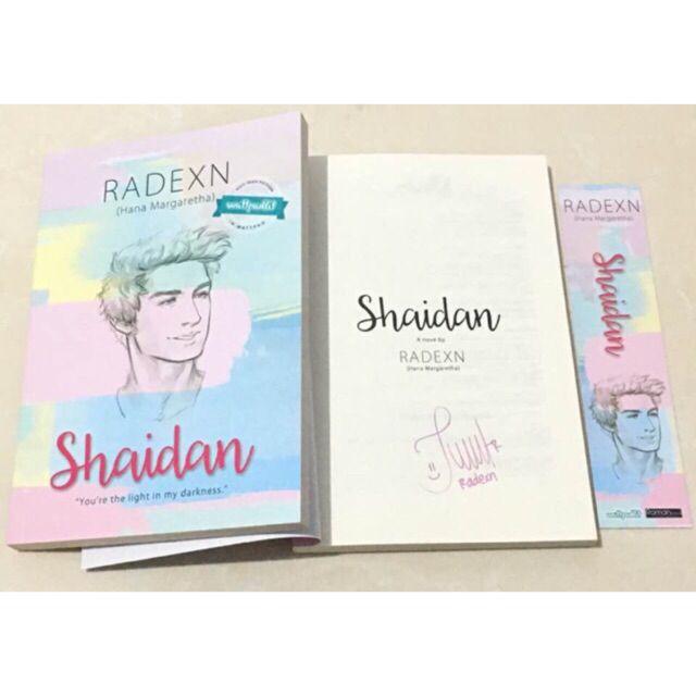 Saya menjual Shaidan (Soft Cover) oleh Radexn seharga Rp49.500. Dapatkan produk ini hanya di Shopee! https://shopee.co.id/belanjabukubuku/127924994 #ShopeeID
