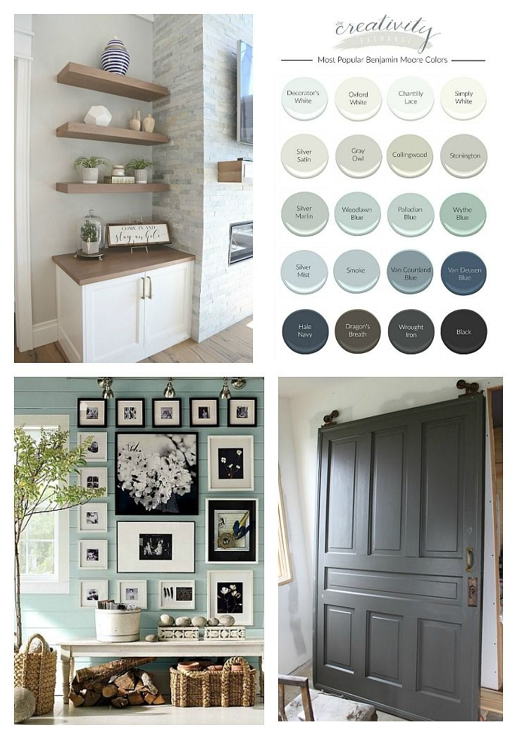 Most Popular Benjamin Moore Paint Colors Paint Colors Benjamin