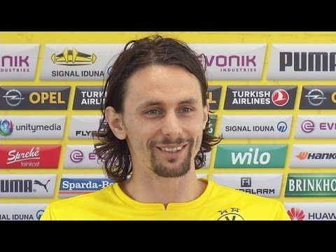 Pressekonferenz: Neven Subotic im Interview   BVB total!  