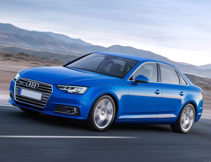 Audi A4 Saloon 2.0 TFSI 190ps S Line S tronic Leasing