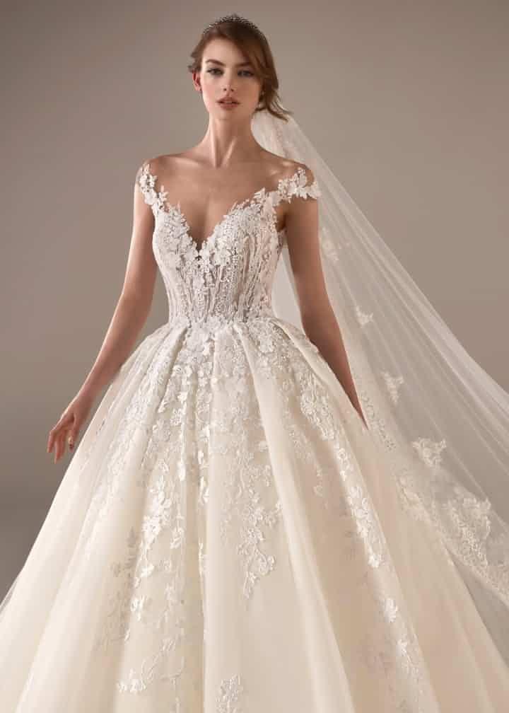 Robes de mariée sur Pronovias - MARISSA -