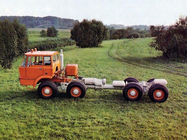 Tatra T813 PJ 8×8 '1967–82