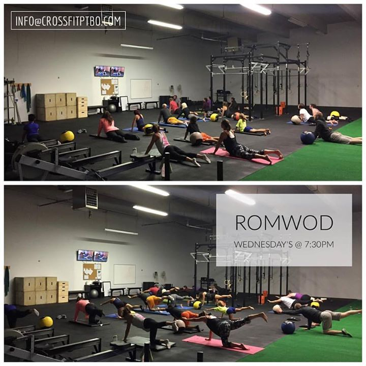 romwod classes make some really good social media postsphotos.nnOur athletes…