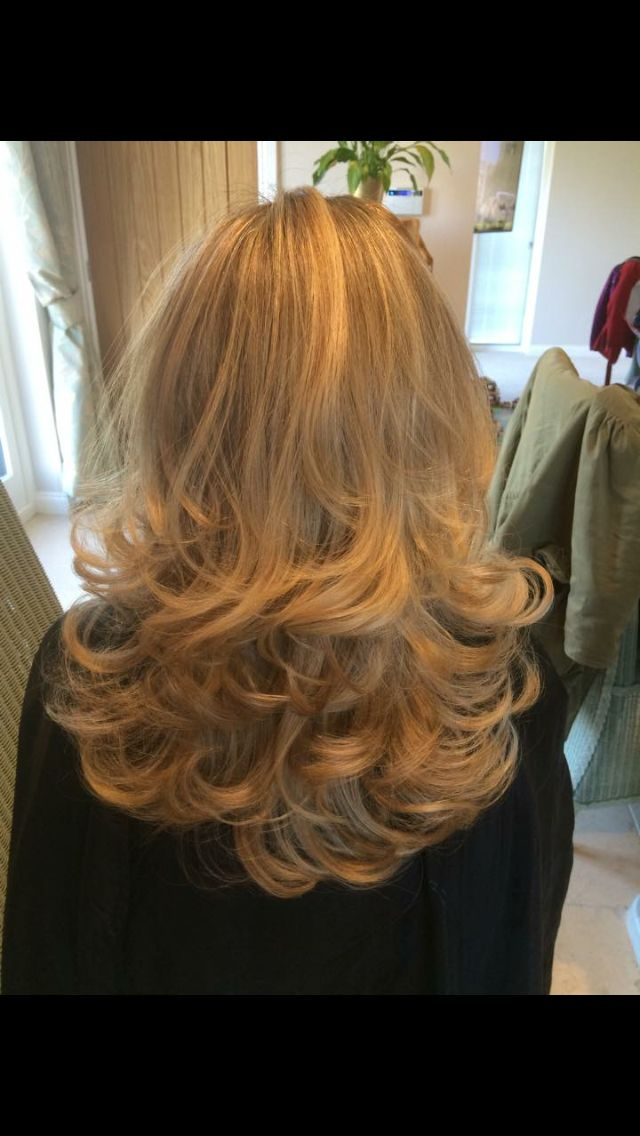 Blowdry Hairstyles 50 | a very good hair day at trevor