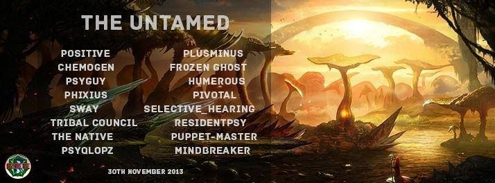 The Untamed Festival