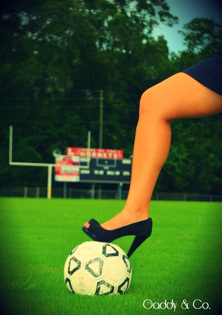 Senior Picture #soccer  *photo by Gaddy & Co.*