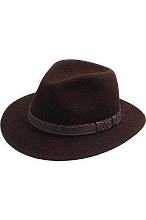 Hombre Sombreros - Sombrero fedora hombre Colorado - talla 59 cm