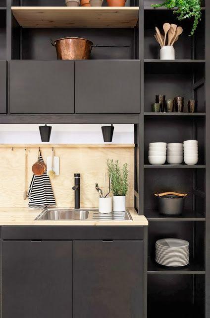 Une cuisine conçue par Joanna Laajisto