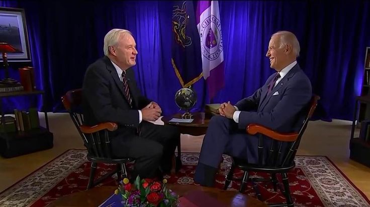 In an exclusive interview with Vice President Joe Biden, Chris Matthews talks to Biden about Donald Trump's claim the election is