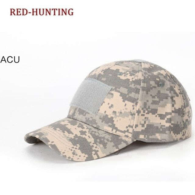 ACU Multicam Operator Hat Special Force Camo Mesh Cap Airsoft Hat for Men  Tactical Contractor Army 8b67b9a33e68
