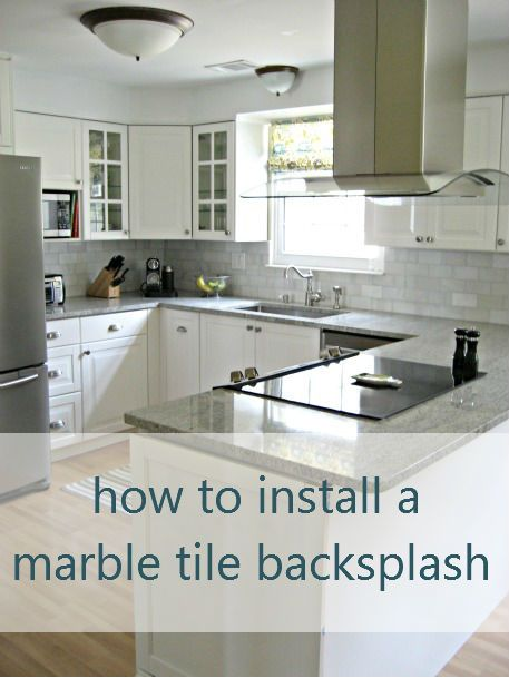 how to lay kitchen backsplash tile how to install a marble tile backsplash tile for the 8725
