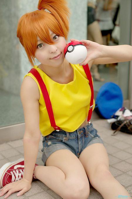 maybe ill be misty :D  Epic Pokemon Cosplay | SMOSH