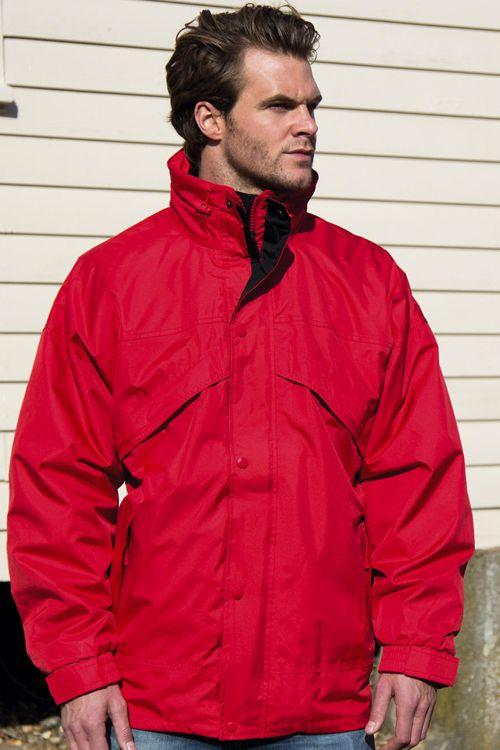 Jachetă cu polar 3 în 1 cu jachetă interioară detaşabilă din polar negru, posibilitate de amplasare a personalizării, este recomandată personalizarea prin broderie. #jachetebrodate #gecipersonalizate #geciresult #jachetepromotionale