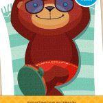 Карточки «Мишка» в игровой форме показывают примерный распорядок дня для малыша. Скачайте пособие на компьютер и распечатайте на цветном принтере. Используйте косолапого друга для занятий различной направленности: составление текстов на основе картинок, запоминание элементов, счет. Помимо прочего, вырезанные мишки станут великолепным украшением любой детской комнаты.Дополнительные карточки по распорядку дня тут.