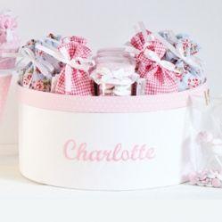 Roos bloemen - vichy Charlotte