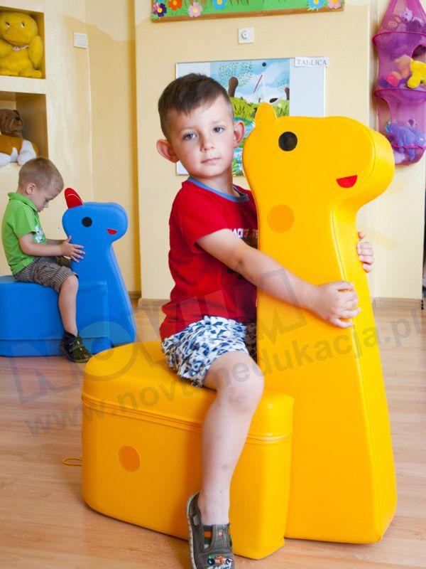 NOVUM - Żyrafa - siedzisko