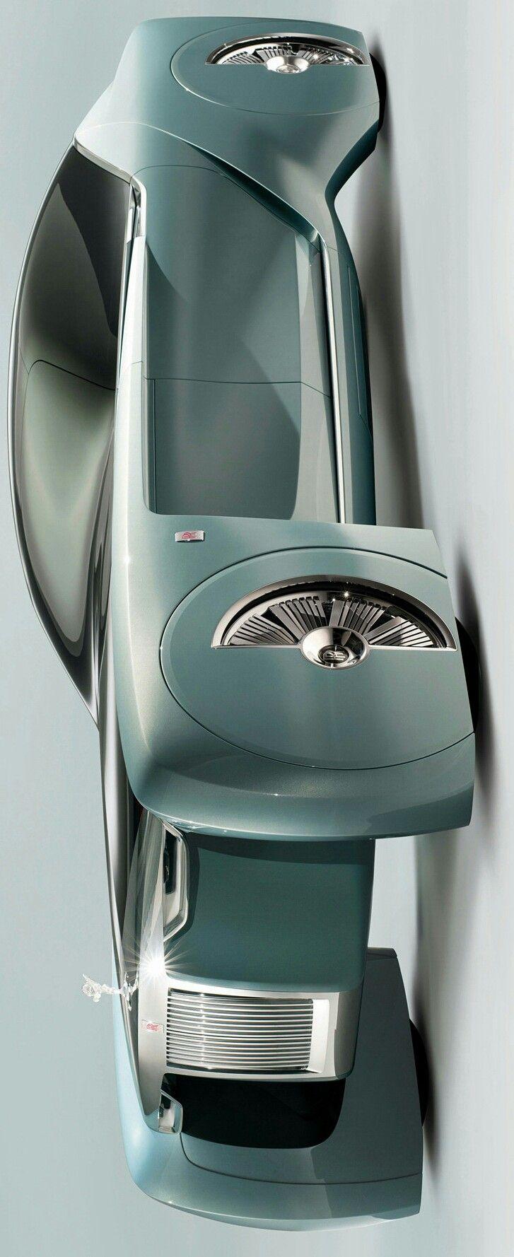 2016 Rolls Royce Vision Next 100 by Levon