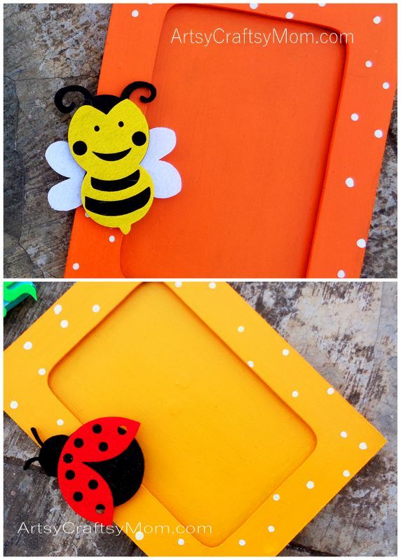 Garden Bug party favors - A birthday party isn't complete without return gifts! Here are 8 Awesome Birthday Party Favors that are non-toys and both parents & kids will love.
