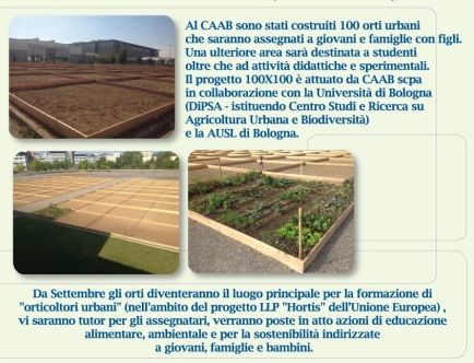 Orti urbani per tutti a #bologna