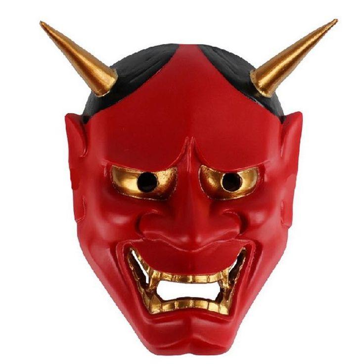 25 Best Ideas About Oni Mask On Pinterest Japanese Oni