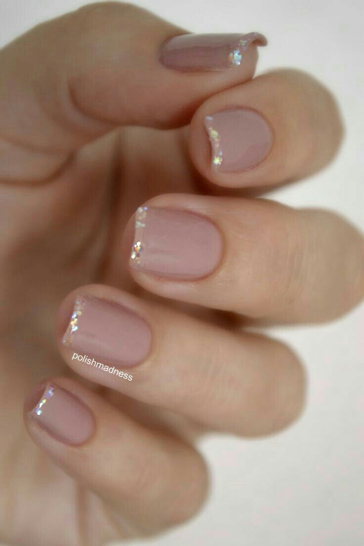 Awesome 9 Chic Nail Trend Ideas The Best Color Trends To Inspire You For Spring Are Bored Of Dark Colored Nails Blush