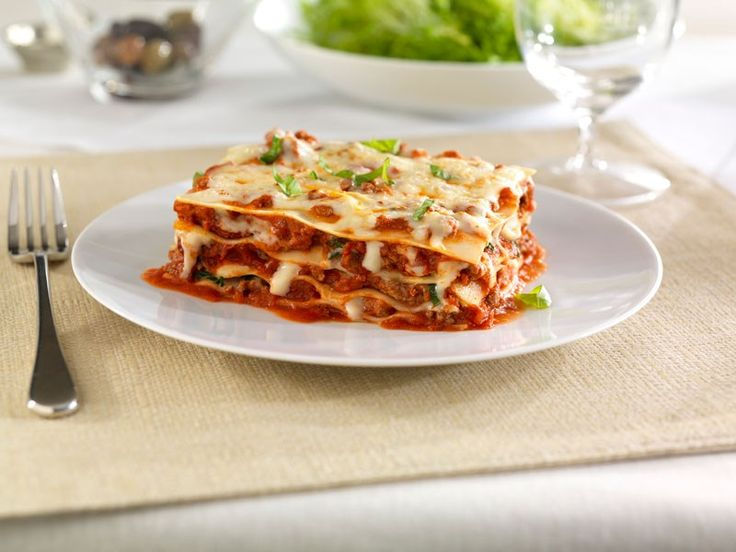 Barilla® Oven-Ready Lasagne with Ground Beef & Barilla® Traditional Sauce... Try this step by step Barilla recipe for a delicious meal that you're sure to love.