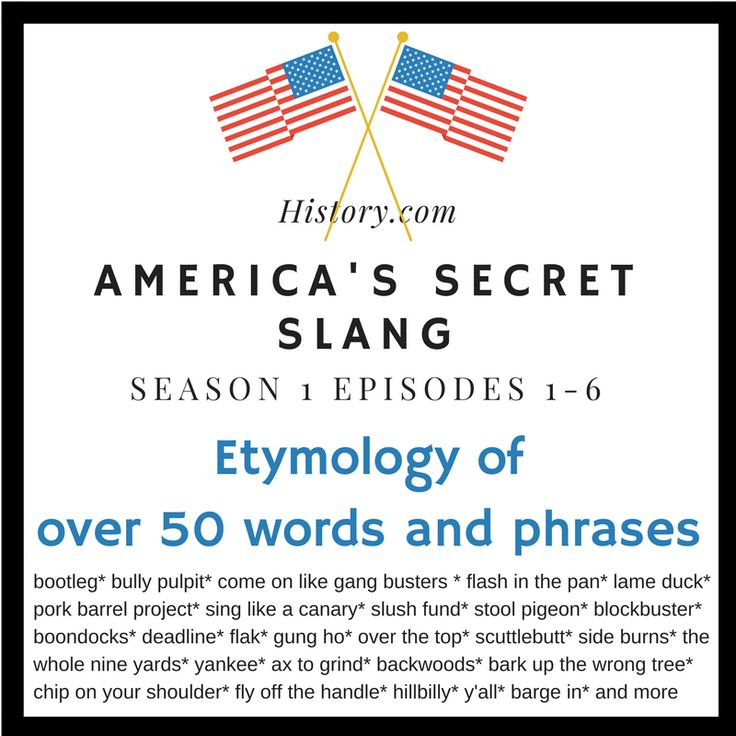 You will receive 6 editable matching quizzes to use with the History.com documentary series: America's Secret Slang.  Teachers can use this resource without viewing the documentary but it is designed to correspond with the series. There is one quiz per episode. Each episode in season 1 is 22 minutes in length.The series is available for free online at History.com. All links to the series and each episode are provided in the resource.