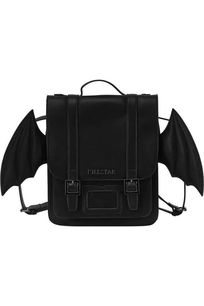 8811a22fb63 Draven Satchel Backpack [B] | KILLSTAR Step up yer bag-game with the ...