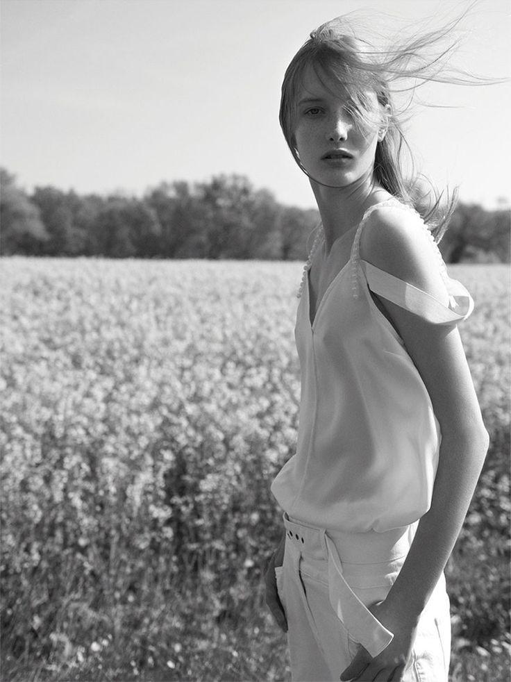 Летняя коллекция Blooming от Zara
