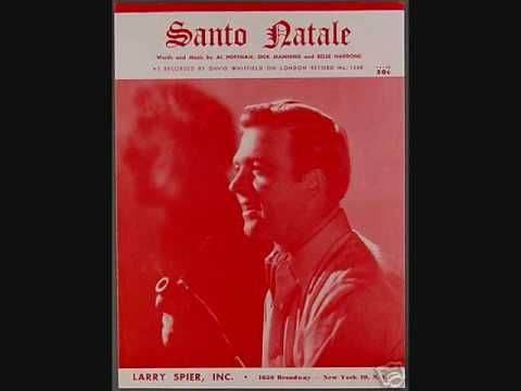David Whitfield - Santo Natale (Merry Christmas) (1954)
