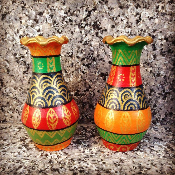 Clay Pot Design Painting Wwwpixsharkcom Images