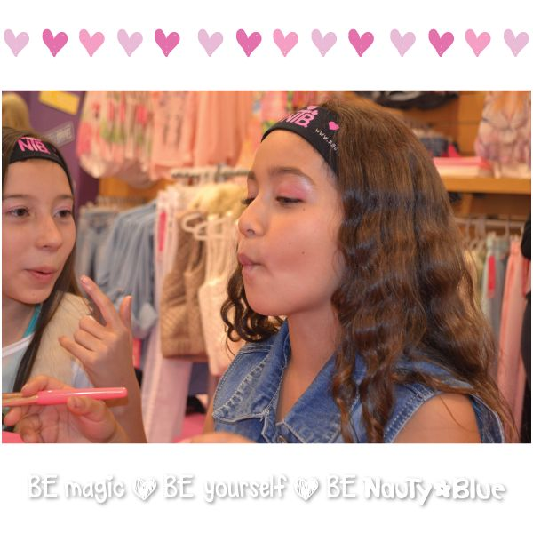 ♥ Be Magic, Be Yourself, Be Nauty Blue ♥