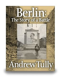 At the end of WWII, Andrew Tully was one of three Americans allowed to enter Berlin. He spent the next seventeen years gathering eye-witness accounts, and reading war diaries, letters, and books in order to write this gripping and comprehensive account about the fall of Berlin. Now in eBook. $6.99 http://ow.ly/qce9h