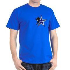 Dallas Cowboys Dark T-Shirt> Dallas > Twilight Years Creative Art T-Shirts and  Gifts