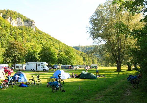 Camping Wagenburg im Donautal Ihr Campingplatz an der Oberen Donau