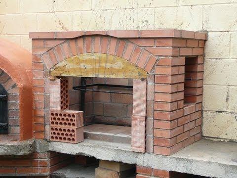 18 best hornos de le a asadores barbacoas churrasqueras - Hornos a lena construccion ...