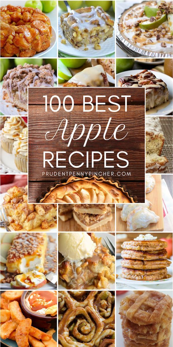 100 Delicious Apple Desserts In 2020 Best Apple Recipes Apple Recipes Apple Desserts