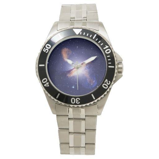 Centaurus A wrist watch