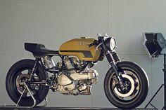 Ducati Pantah by JVB-Moto