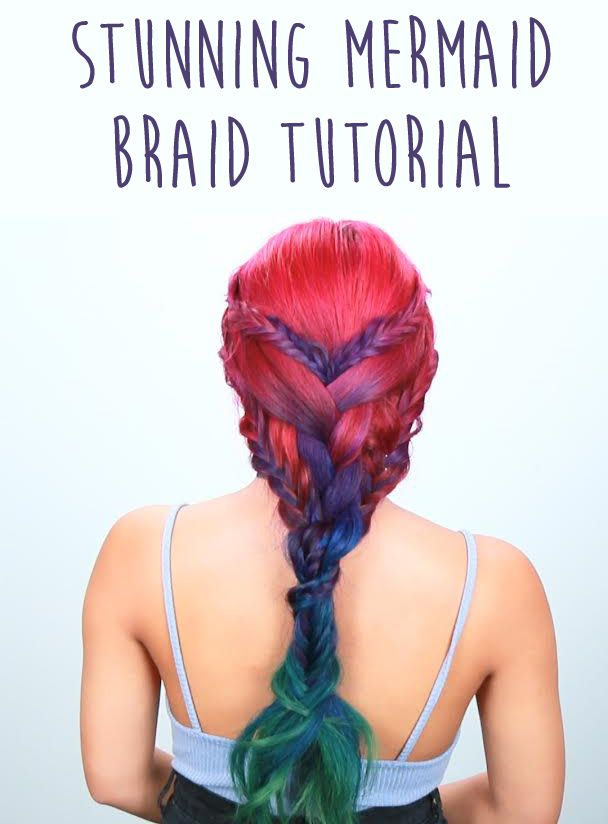 The Ultimate Mermaid Braid Tutorial for Beginners and Experts Alike
