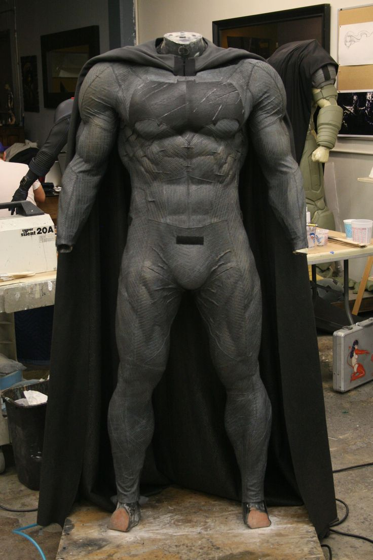 Batman Vs. Superman Costume Design Images Revealed - Cosmic Book News