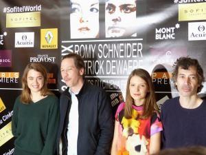 Nominés aux Prix Romy Schneider et Patrick Dewaere 2015 au Sofitel Paris le Faubourg • Hellocoton.fr
