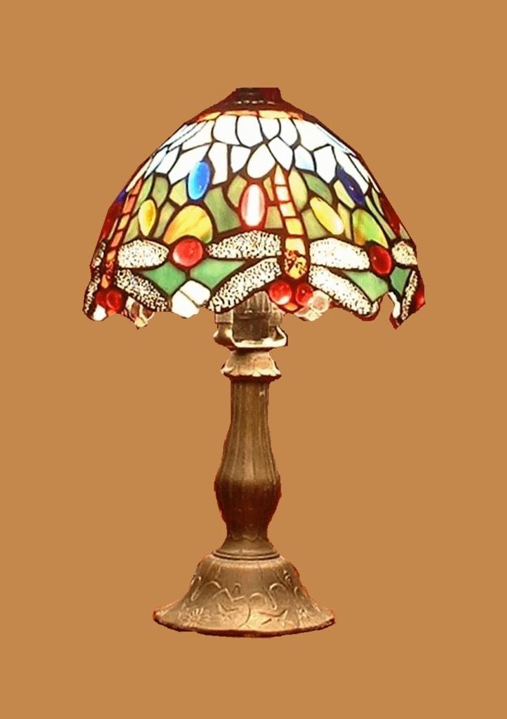 387 Best Antique Lamps Images On Pinterest Vintage Lamps